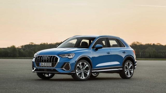 2021 Audi Q3 release date