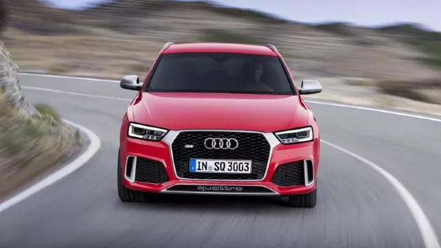 2021 Audi SQ3 facelift