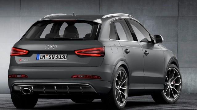 2021 Audi SQ3 usa