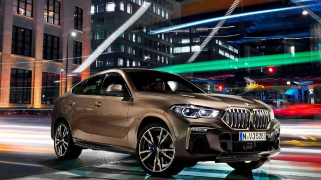 2021 BMW X6 changes
