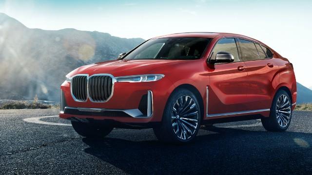 2021 BMW X8 design