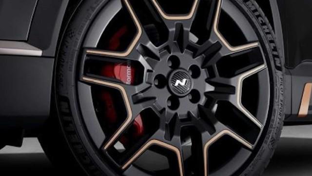 2021 Hyundai Santa Fe N performance