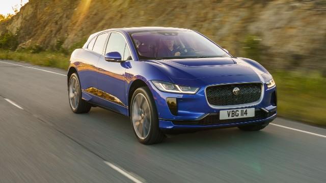 2021 Jaguar I-PACE facelift