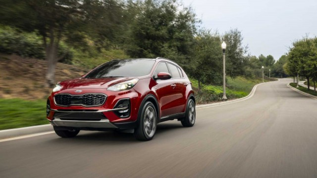 2021 Kia Sportage review