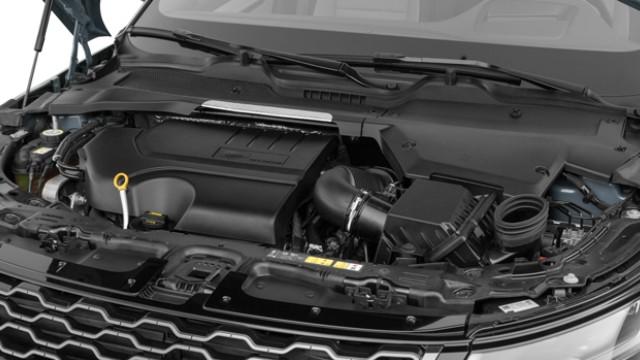 2021 Land Rover Range Rover Evoque engine