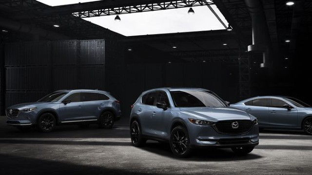 2021 Mazda CX-5 Carbon Edition Appearance
