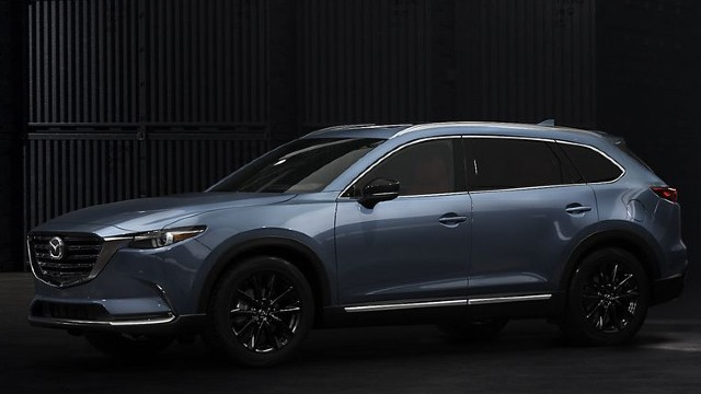 2021 Mazda CX-5 Carbon Edition styling