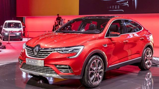 2021 Renault Arkana price