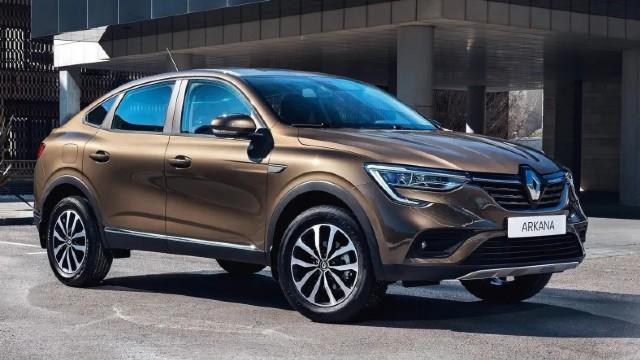 2021 Renault Arkana release date