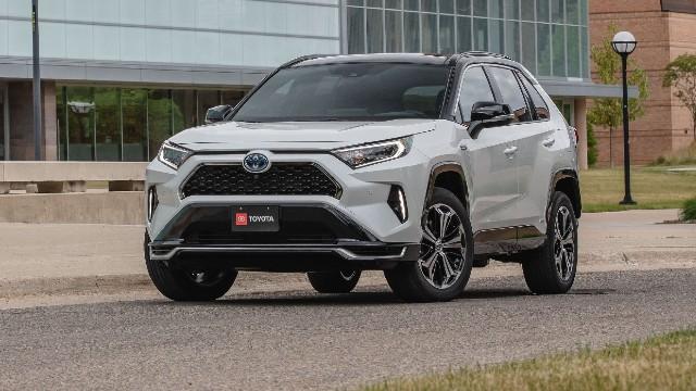 2021 Toyota RAV4 Hybrid price
