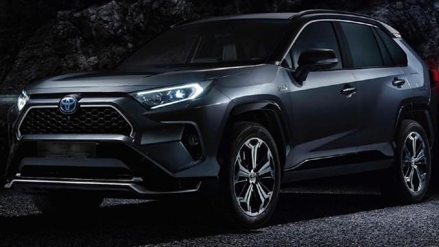 2021 Toyota RAV4 Hybrid release date