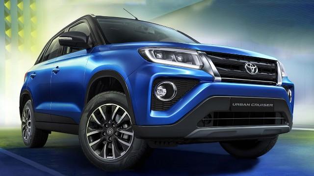 2021 Toyota Urban Cruiser release date