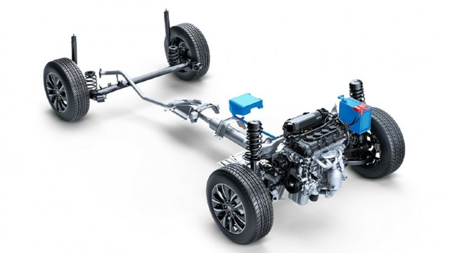 2021 Toyota Urban Cruiser specs