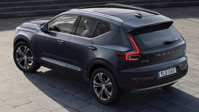 2021 Volvo XC40 changes