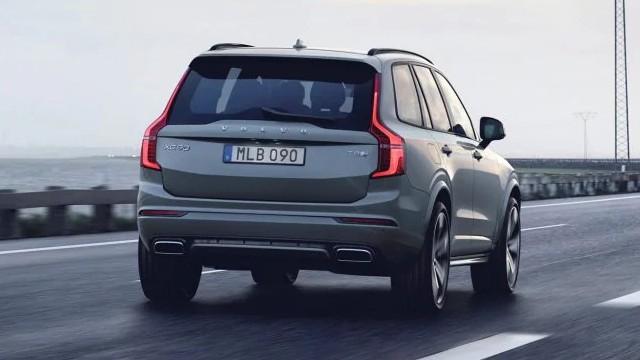 2021 Volvo XC90 changes