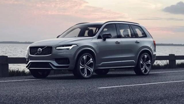 2021 Volvo XC90 facelift
