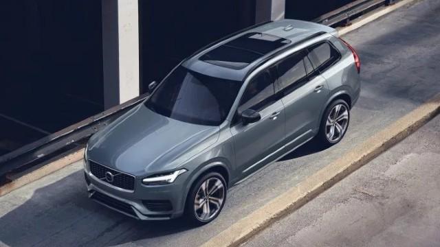 2021 Volvo XC90 price