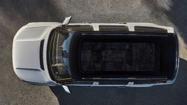 2022 Jeep Grand Wagoneer teaser