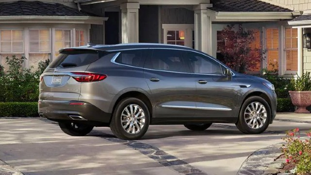 2021 Buick Enclave price