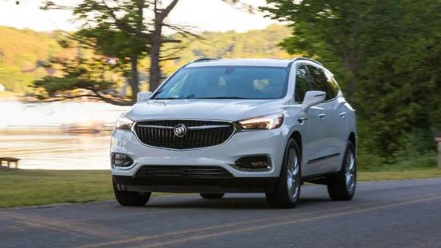 2021 Buick Enclave refresh