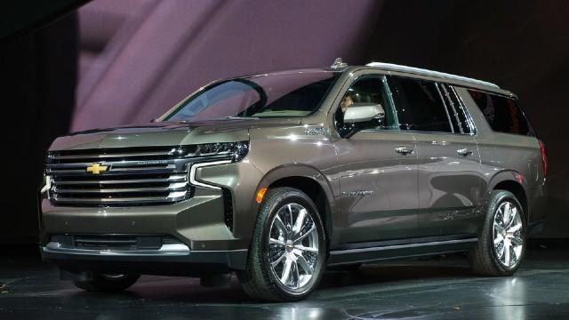 2021 Chevrolet Suburban redesign