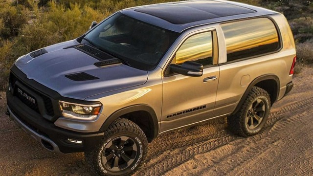 2021 Dodge Ramcharger design