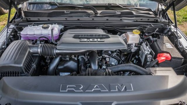 2021 Dodge Ramcharger engine