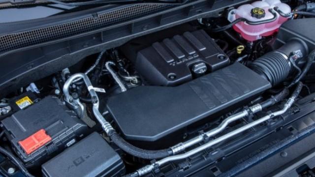 2021 GMC Yukon XL engine