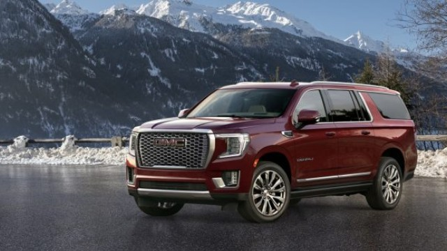 2021 GMC Yukon XL price