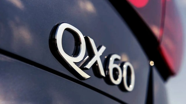 2021 Infiniti QX60 release date