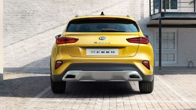 2021 Kia XCeed dimensions