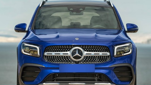 2021 Mercedes-Benz GLB 250