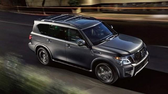 2021 Nissan Patrol price