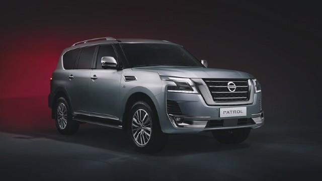 2021 Nissan Patrol redesign