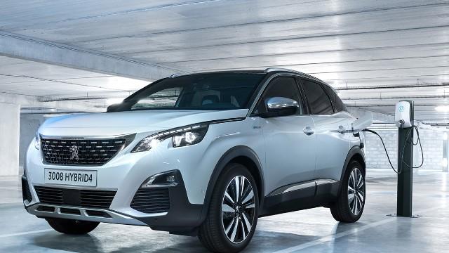 2021 Peugeot 3008 PHEV