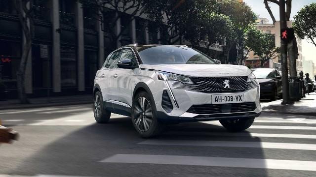 2021 Peugeot 3008 price