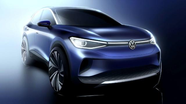 2021 Volkswagen ID.4 price