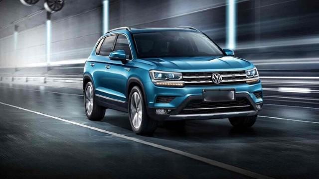2021 Volkswagen Taos design