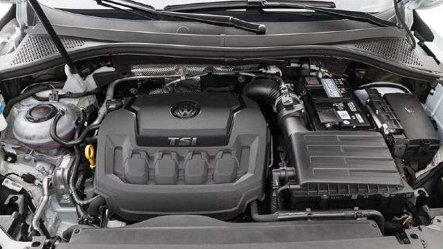 2021 Volkswagen Taos engine