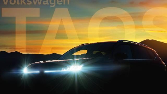 2021 Volkswagen Taos price