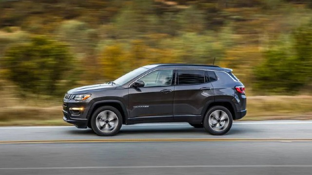 2022 Jeep Compass changes