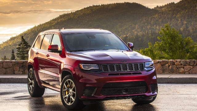 2022 Jeep Grand Cherokee Trackhawk