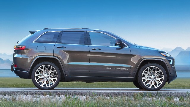 2022 Jeep Grand Cherokee release date