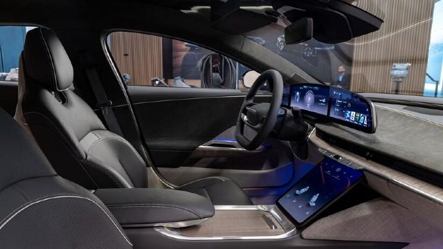 2022 Lucid Gravity interior