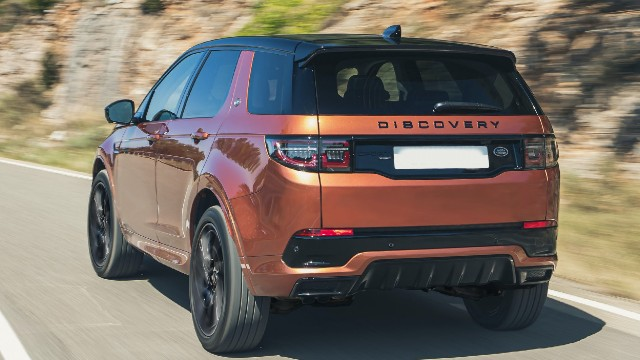2021 Land Rover Discovery Sport hybrid