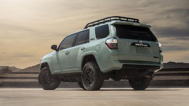2021 Toyota 4Runner TRD Pro price