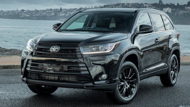 2021 Toyota Kluger redesign
