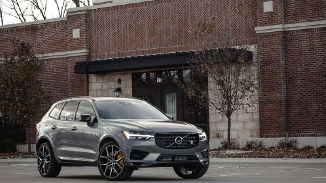 2021 Volvo XC60 Colors