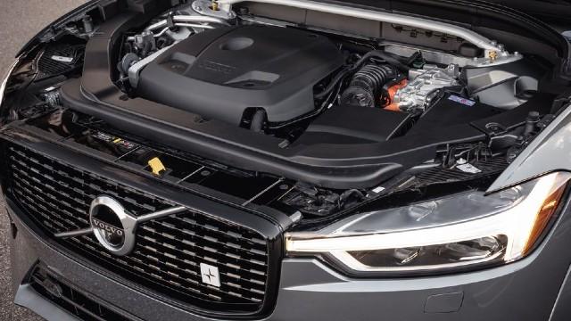 2021 Volvo XC60 Hybrid