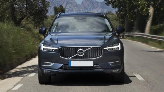 2021 Volvo XC60 changes